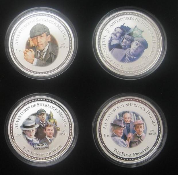 Монеты о-в Кука