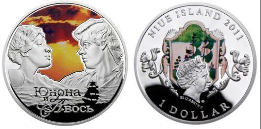 Монета Ниуэ