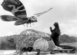 No Mothra don't go! It's a trap!