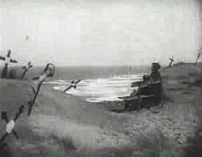 Кресты на дюнах
