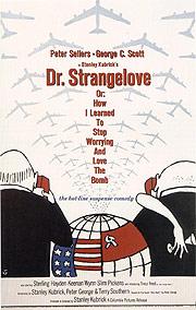 Доктор Стрейнджлав, или Как я научился не волноваться и полюбил атомную бомбу