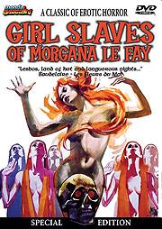 Моргана и ее рабыни-нимфы