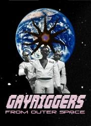 Геи-ниггеры из открытого космоса