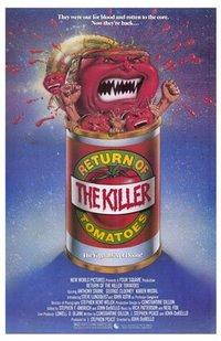 Возвращение помидоров-убийц!