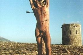 Святой Себастьян по Джармену