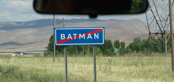 Турецкий бэтмен