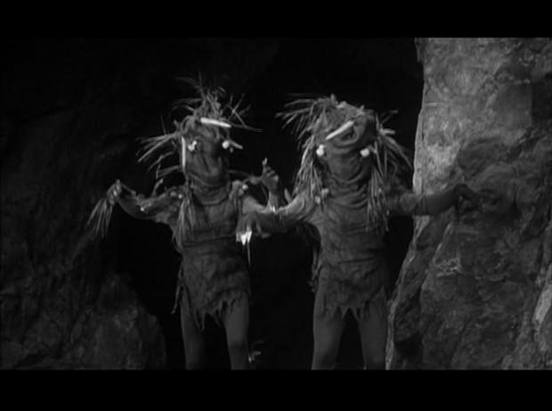 vegetative monstres